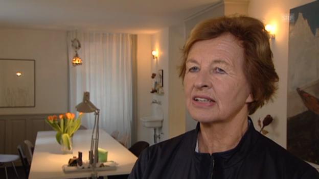 Video «Trix Heberlein zur Organspende-Botschaft des Bundesrats» abspielen