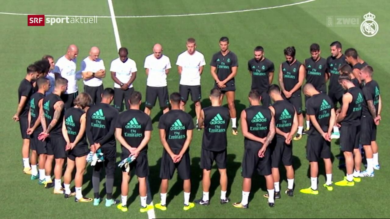 Reaktionen aus der Sportwelt auf Terror in Barcelona