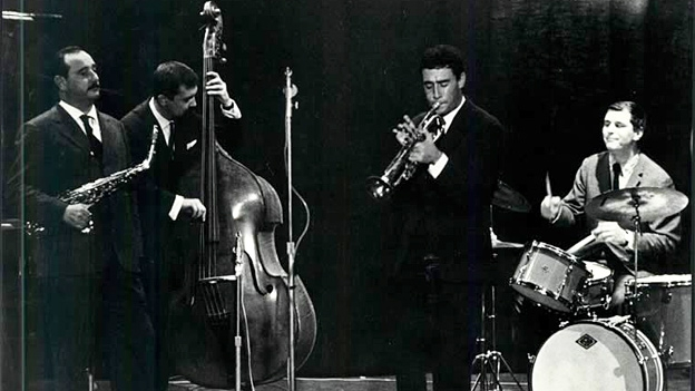 Flavio Ambrosetti Quintet: «James Bond» (1964)