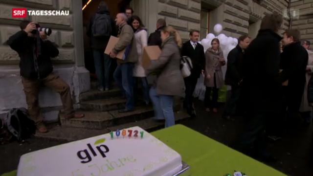 GLP-Initiative eingereicht