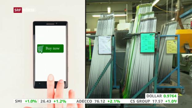 Video «SRF Börse vom 03.01.2018» abspielen