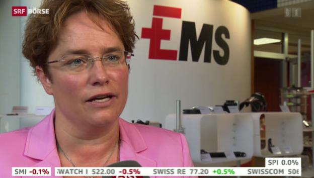 Video «SRF Börse vom 11.07.2014» abspielen