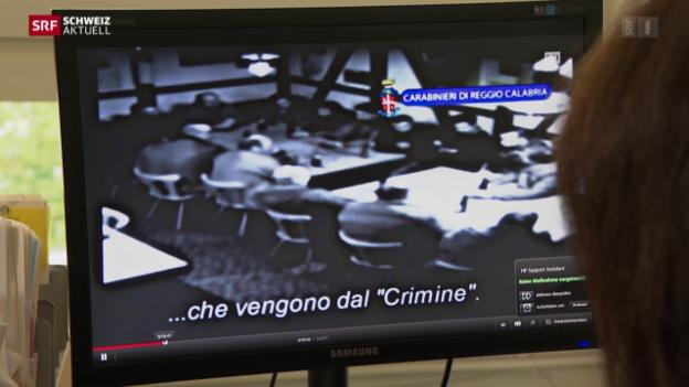 Video «Im Fokus der Mafia-Ermittler» abspielen