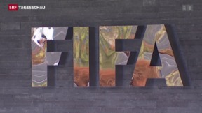 Video «Anhörung im Fall Blatter» abspielen