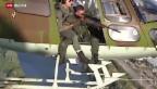 Video «Terror-Abwehr: Armee setzt fliegende Scharfschützen ein» abspielen