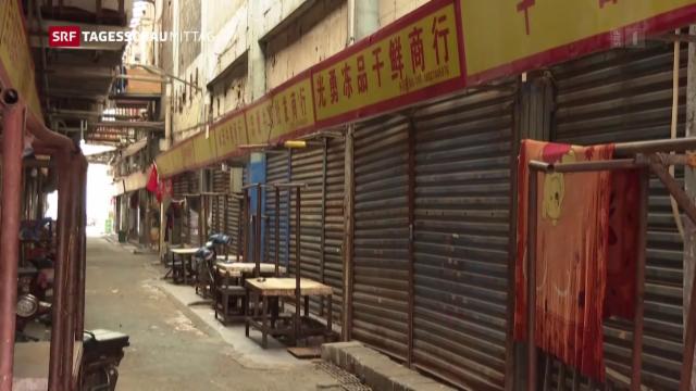 Virus breitet sich in China unerwartet schnell aus