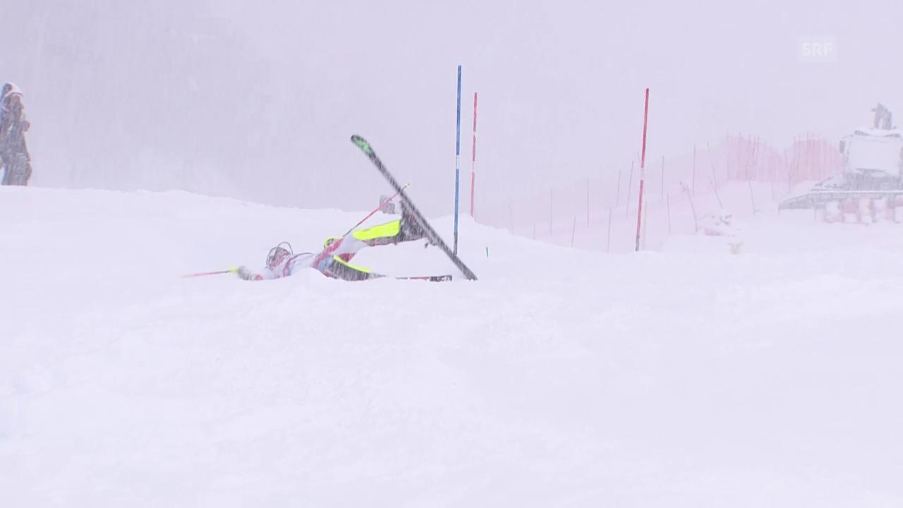 Die 5 Schweizer Ausfälle in 29 Sekunden