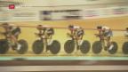 Video «Der Schweizer Bahn-Vierer will in Rio für Furore sorgen» abspielen