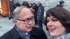 Video «Patti Backstage: Solothurner Filmtage» abspielen