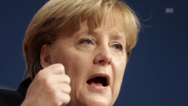 Video «Wer ist Angela Merkel?» abspielen