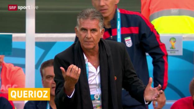 Video «Fussball: WM-News von Donnerstag» abspielen