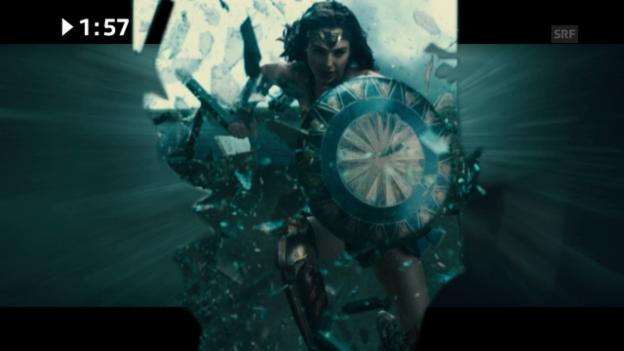 Video «Filmstart diese Woche: «Wonder Woman»» abspielen