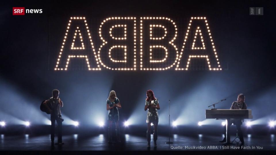 Nach fast 40 Jahren gibt es ein neues Album von ABBA