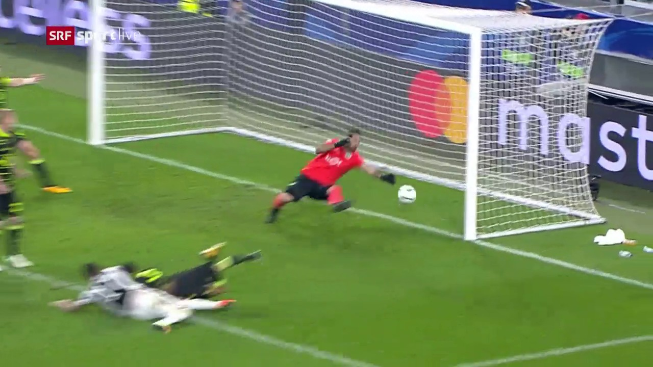 Mandzukic schiesst Juventus zum Heimsieg