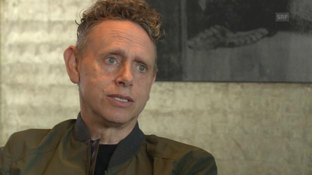 Video «Der heimliche Frontmann von Depeche Mode» abspielen