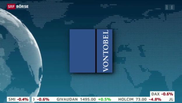 Video «SRF Börse vom 30.07.2014» abspielen