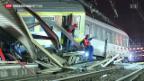 Video «Zugunglück in Paris» abspielen