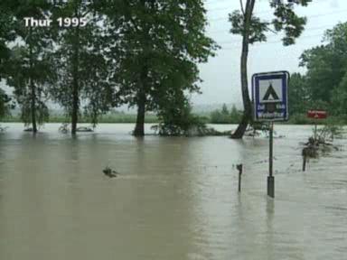 Hochwasser: Auenlandschaften als Ausweg für die Fluten?