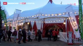 Video «95 Jahre Zirkus Knie» abspielen