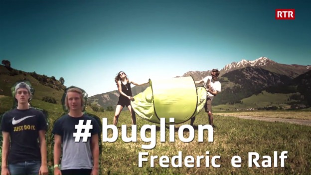 Laschar ir video «Victurs tickets e tendas - Frederic e Ralf original»