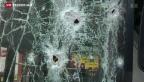Video «Neun Menschen sterben durch einen Granatenangriff auf Bus» abspielen