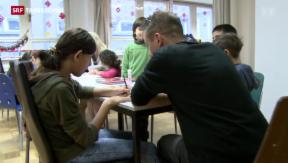 Video «Flüchtlingswelle überfordert Deutschland» abspielen