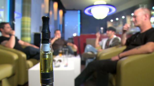 Video «E-Zigaretten - Gesunde Alternative oder so schlecht wie ihr Ruf?» abspielen