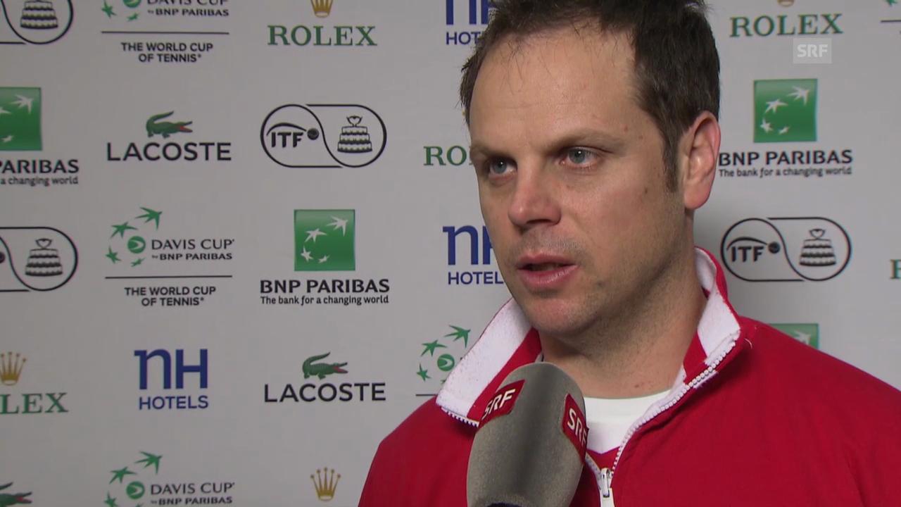 Interview mit Severin Lüthi