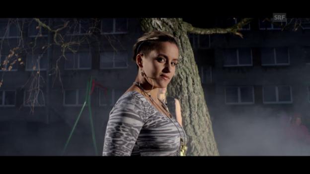 Video «Finnland: Sandhja «Sing It Away»» abspielen