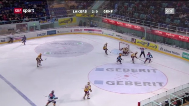 Video «NLA: Lakers - Genf» abspielen