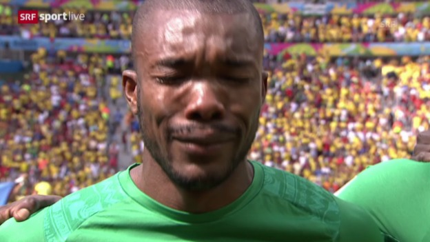 Video «Serey Die: Tränen und Fehler» abspielen