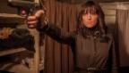 Video «Helene Fischer tauscht Mikro gegen Pistole» abspielen