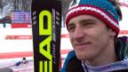 Video «Sotschi: Ski, Abfahrt Männer, Interview Mayer» abspielen