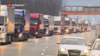 Video «Österreich will LKW-Maut am Brennerpass erhöhen» abspielen