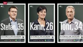 Video «Kampagne 50+ zeigt Wirkung» abspielen