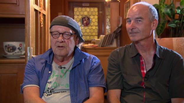 Video ««Mini Beiz, dini Beiz»: Rüebli-Rätseln im Appenzellerland» abspielen