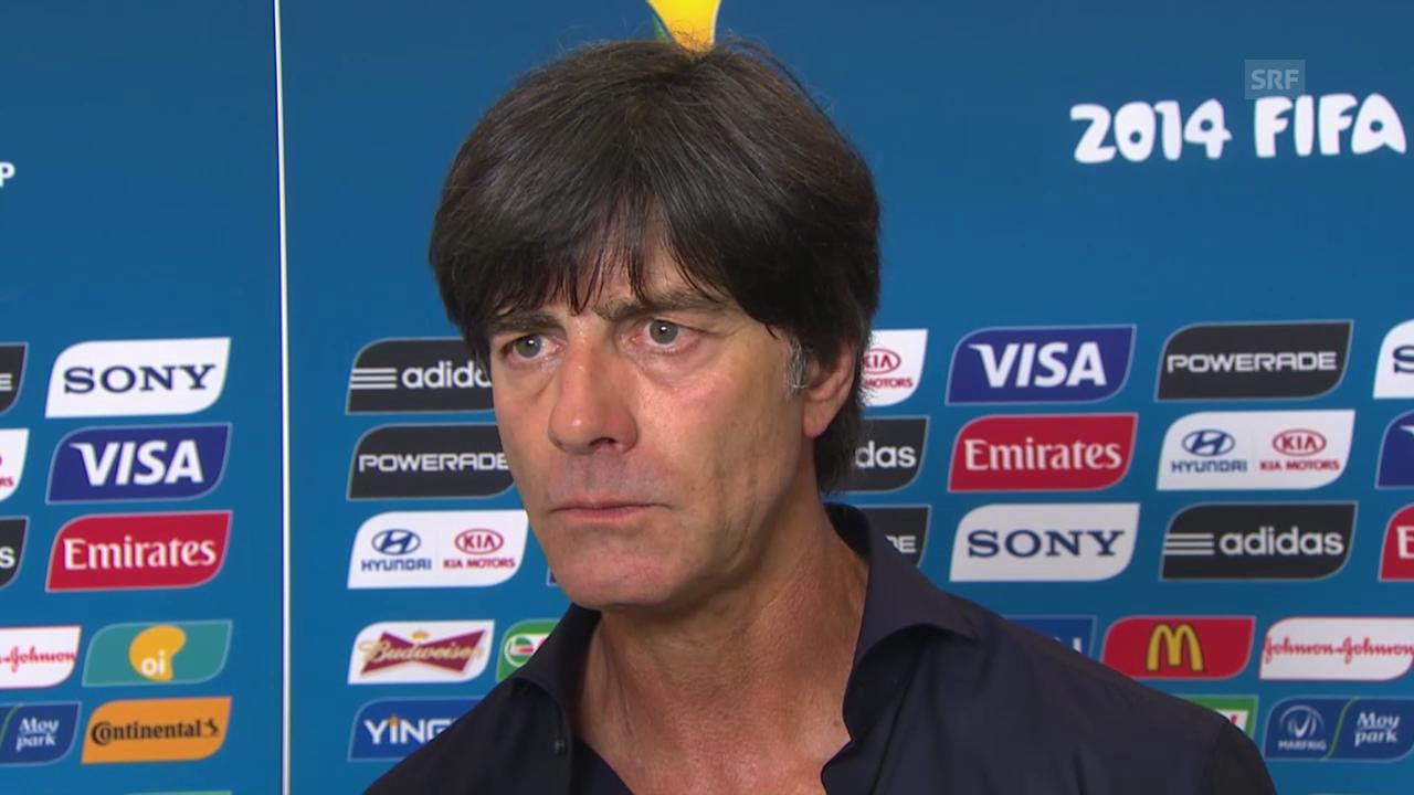 FIFA WM 2014: Interview mit Joachim Löw