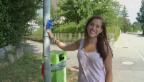 Video ««Mein Dorf»: Sängerin Eliane in Hochdorf LU» abspielen
