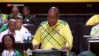 Video «Parteichef wird auch Kandidat für die Präsidentschaftswahl 2019» abspielen