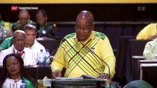 Video «Parteichef wird auch Kandidat für die Präsidentschaftswahl 2019 » abspielen