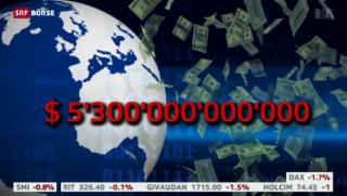 Video «Devisenmanipulation: Angeblich glimpfliche Strafe für die UBS» abspielen
