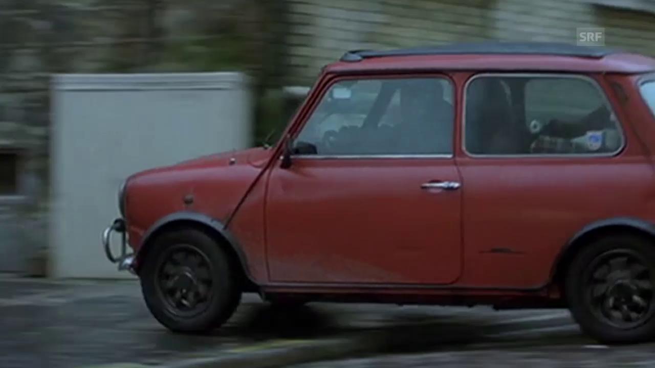 Der Sound von «Bourne Identity»