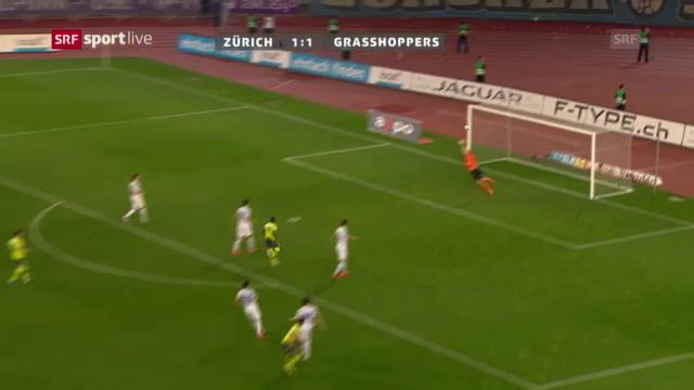 Cup: Halbfinal FCZ - GC