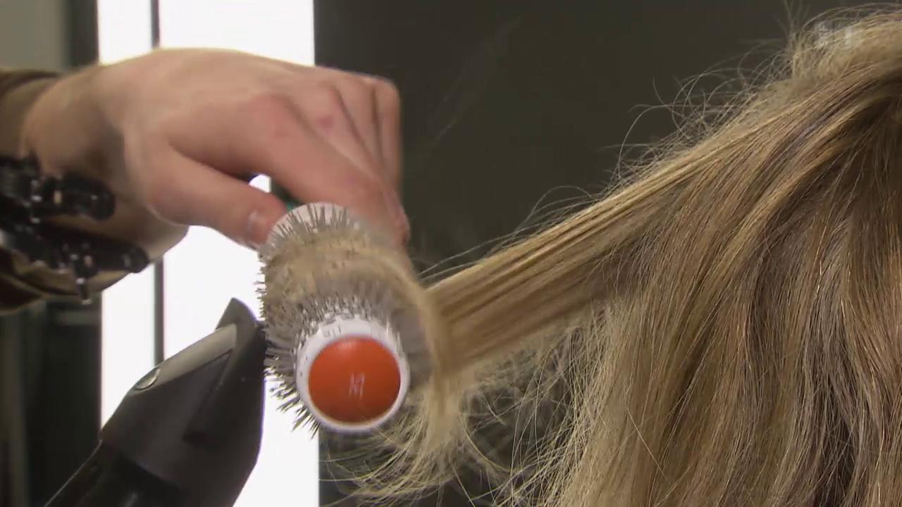 Haarföhne im Härtetest: Viel Lärm um heisse Luft