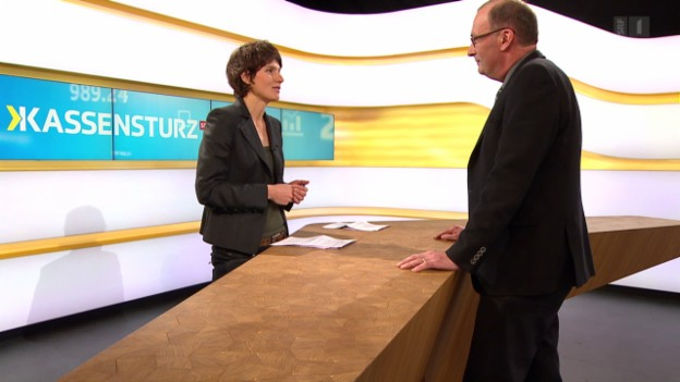 Video «Studiogespräch mit Markus Ritter, Präsident Schweizer Bauernverband» abspielen