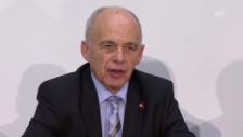 Video «Maurer will bei Bundesverwaltung «Fett absaugen»» abspielen