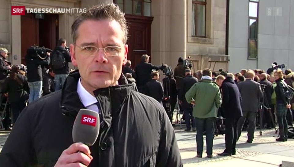 Einschätzungen von Stefan Reinhart, SRF-Korrespondent in Berlin