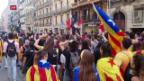 Video «Erster Jahrestag Unabhängigkeitsreferendum» abspielen