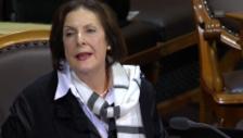 Video «Egerszegi: «Dann werde ich diese Initiative befürworten.»» abspielen