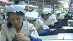 Video «Nordkorea schottet Kaesong ab» abspielen